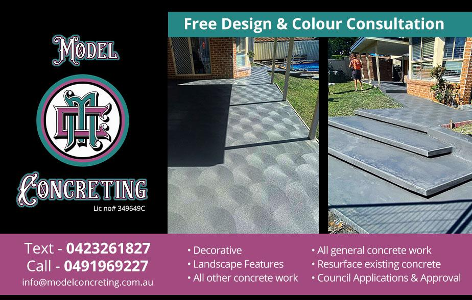 Model Concreting- 0423 261 827  Concreter- Penrith Concreters In- Penrith